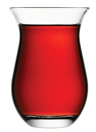 Paşabahçe 6'Lı Çay Bardağı Renksiz